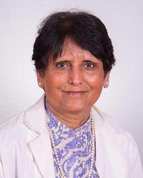 Meera Oza, M.D., F.A.C.R.