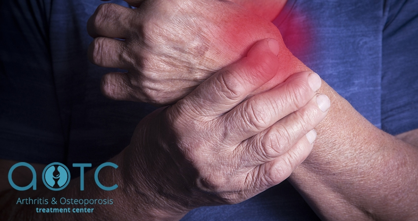 May Is National Arthritis Awareness Month | AOTC