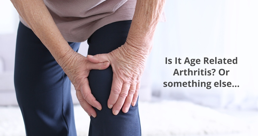 """Dr. Roane In Clay Today: """"Is It Age-Related Arthritis? Or Something Else…"""""""